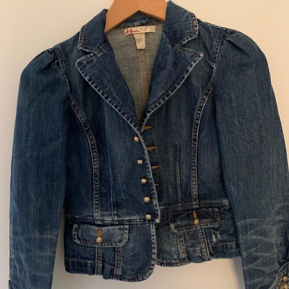 Ralph Lauren Other - Ralph Lauren Vintage Girl's Jean Jacket  Size 10